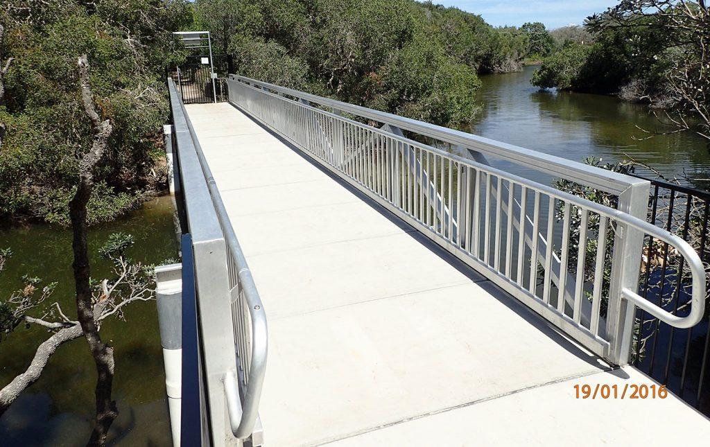 Currimundi Recreational Centre Footbridge