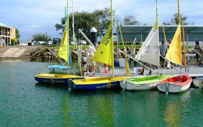 Sailability Pontoon